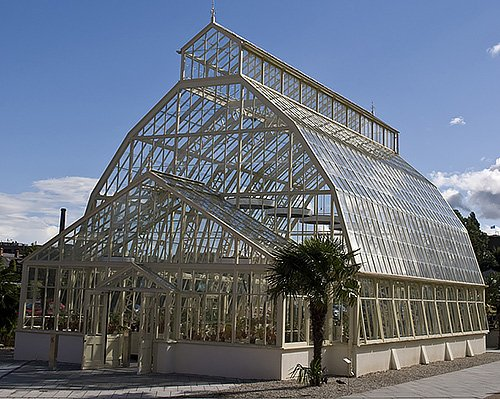 Teak House Dublin Botanical Gardens